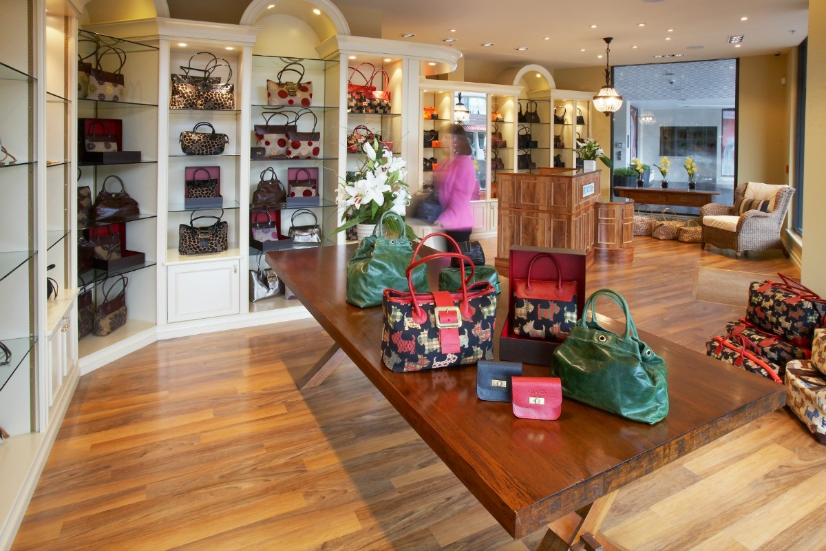 Queenstown retail fitout